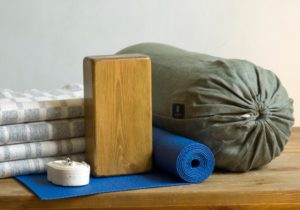Пропсы для практики йоги