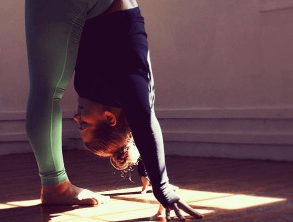 Йога для полных: советы новичкам