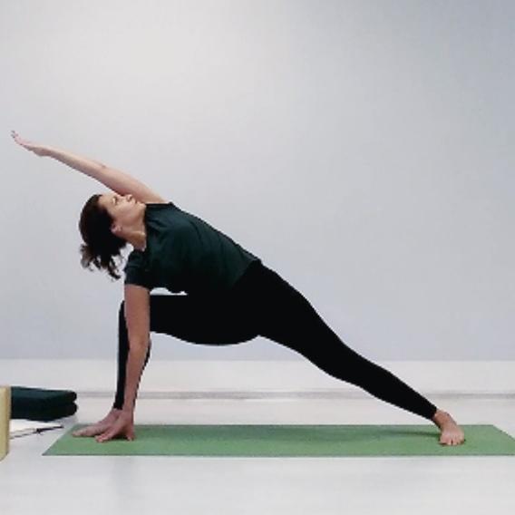 Комплекс йоги на проработку грудного отдела, плечевых и тзб суставов.
