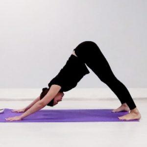 Комплекс йоги для спины и плеч
